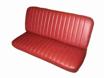 "Bench Seat Upholstery, 3"" Pleats, 1946-1964, Willys Pick Up Truck"