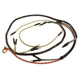 Wiring Harness | Jeepster Man Inc on hurst commando, jeep commando, lifted commando, willys commando,
