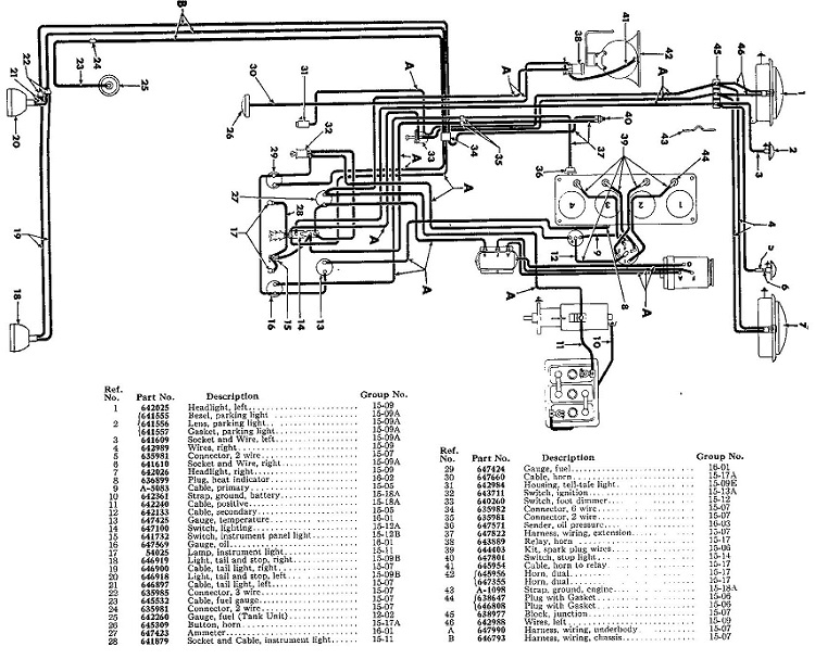 [DIAGRAM] Used Jeeps 1975 Jeep Cj5 Wiring Diagram FULL ...