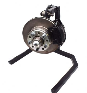 Disc Brake Conversion Kit, 1946-1955, Willys Jeepster and 2WD Willys Station Wagon