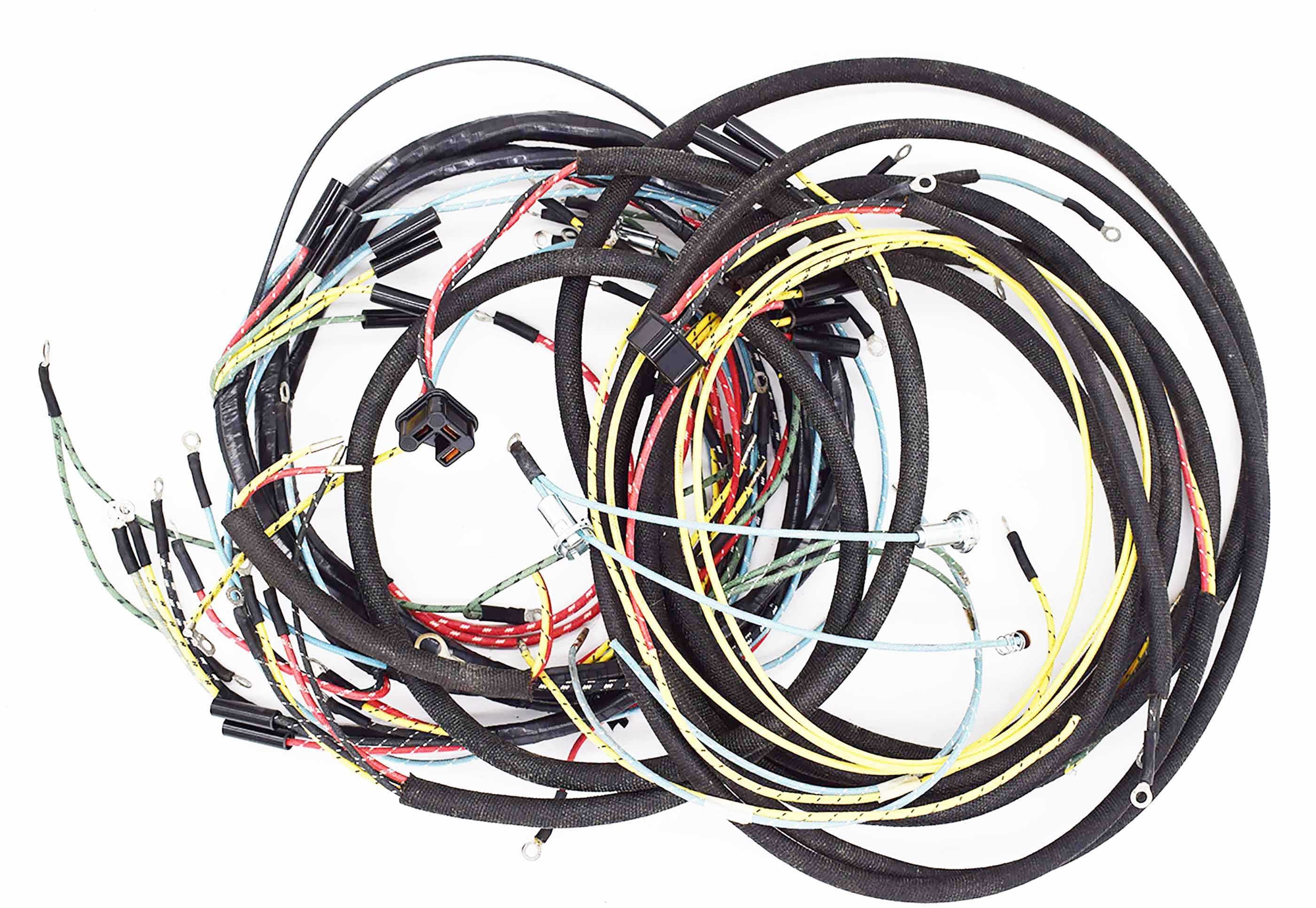 Wiring Harness | Jeepster Man Inc on