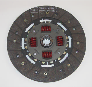 "Clutch Disc, 8.5"", 1941-1971, 4-134 and 6-161 Engines"