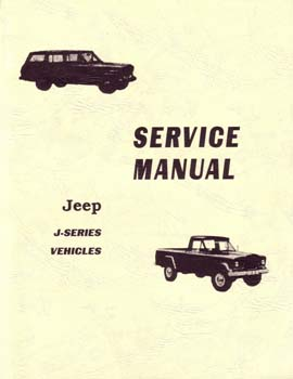 Service Manual - Jeep J-Series Vehicles