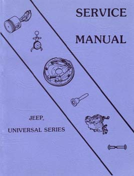 Service Manual - Jeep Universal Series