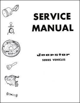Service Manual - Jeepster Series Vehicles